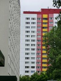 blok, mieszkania